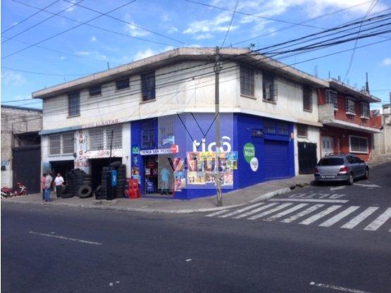 VENDO Locales comerciales y apartamento en z8