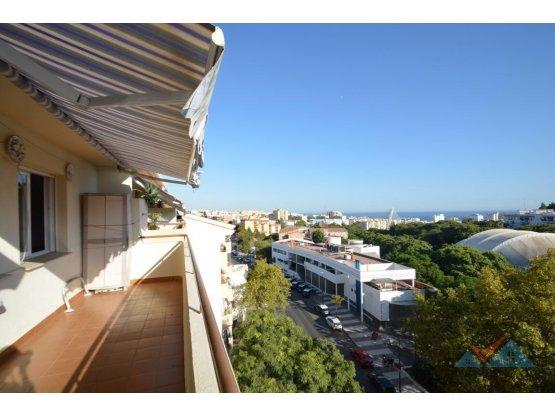 Atico en el centro de Marbella