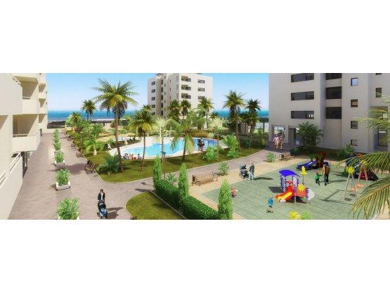 Apartamentos Torre del Mar venta. Nuevo proyecto.