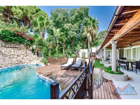 Villa en Nagueles