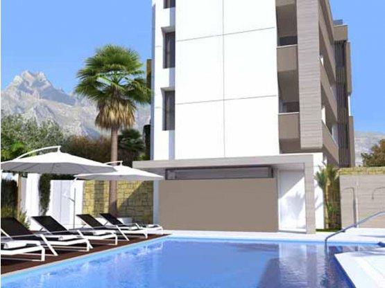Apartamentos nuevos en Nueva Andalucía