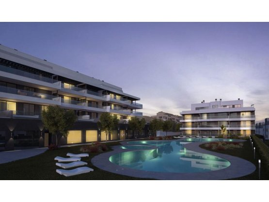 Apartamentos en La Cala de Mijas