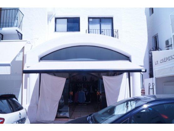 Local comercial en alquiler en Puerto Banús