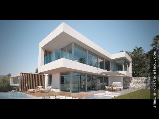 Villa Proyecto El Rosario