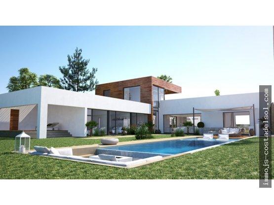 Villa de diseño , Altos de Los Monteros