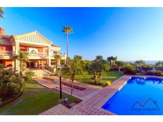 Villa - Chalet de lujo en venta en Marbella