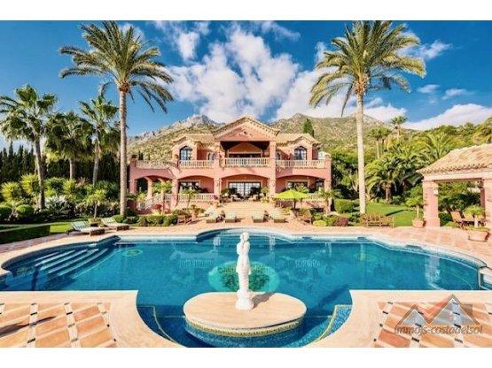 Villa - Chalet  lujo venta Sierra Blanca Marbella