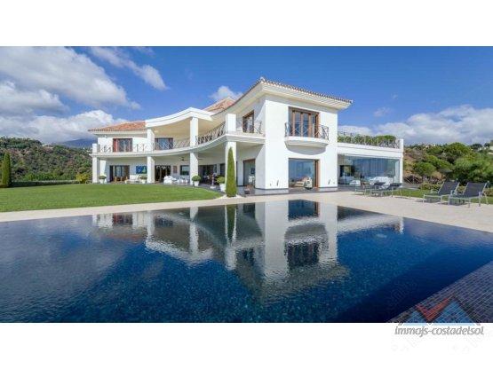 Villa - Chalet de lujo en venta en Benahavís