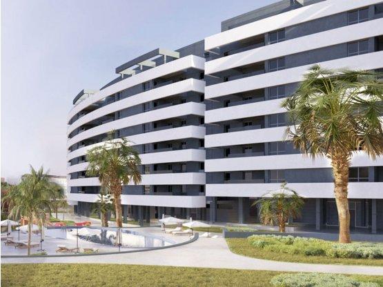 Apartamentos Modernos en Málaga Ciudad
