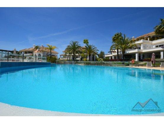 Apartamento Planta Baja, The Golden Mile,Marbella