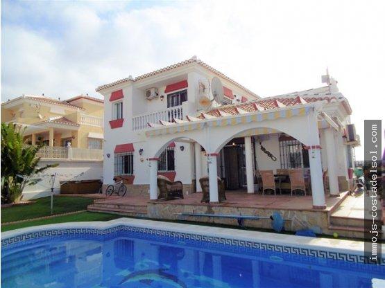 Fantástica Villa 174 m2 en Niza Beach Almayate