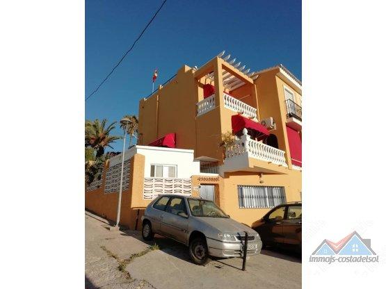 Magnífica casa pareada Rincón de la Victoria
