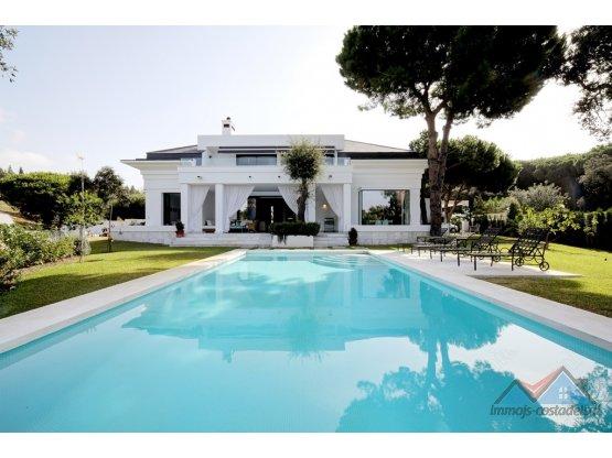 Villa - Chalet, Hacienda Las Chapas, Marbella