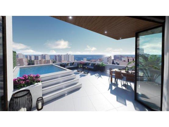 Apartamentos piscina privada Torremolinos playa