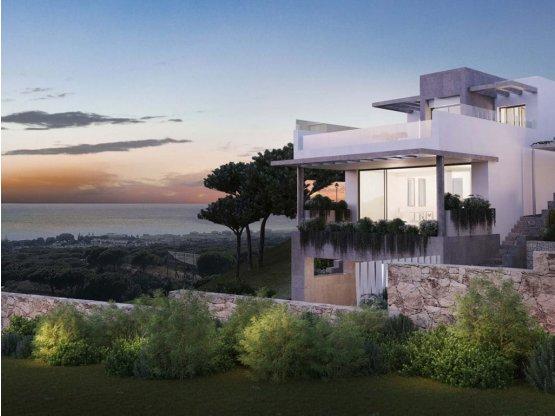 Complejo Residencial de Villas en Cabopino Golf