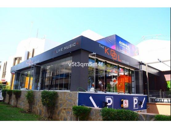 Restaurante en alquiler en Puerto Banús