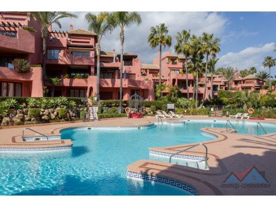 Apartamento Planta Baja, New Golden Mile, Marbella
