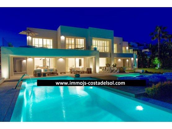 Maison à louer Marbella Club-Puente Romano