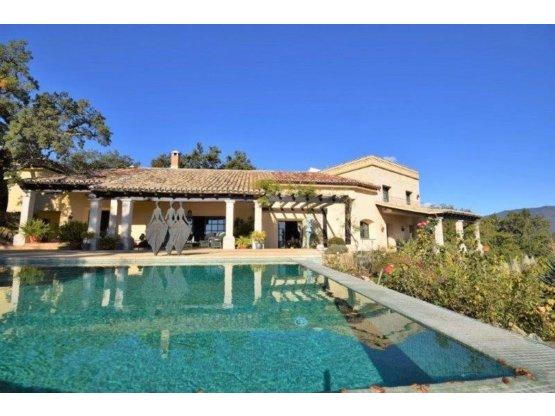 Villa individuelle avec 5 chambres à La Zagaleta