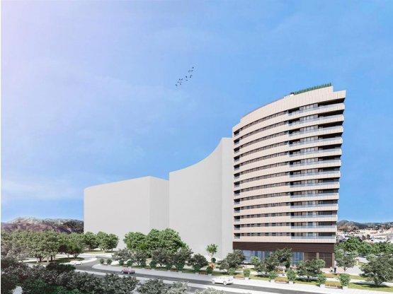 Apartamentos diseño Teatinos-Universidad, Málaga