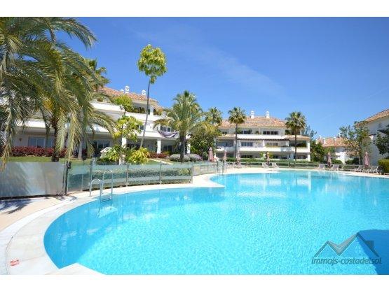 Apartamento Planta Baja, The Golden Mile, Marbella
