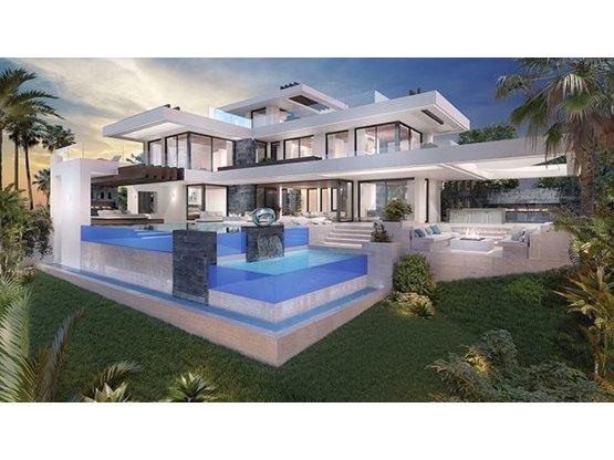 Villa individuelle avec 4 chambres à Benahavís