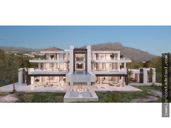 Villa de lujo Los Almendros 360
