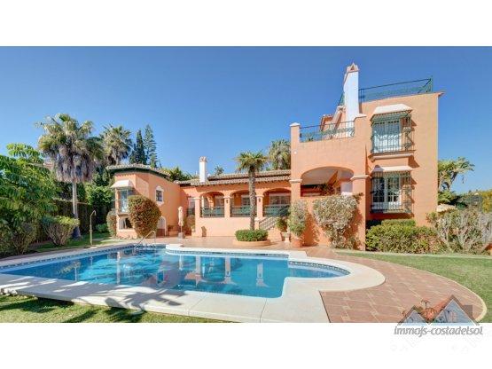 Villa - Chalet, Bahía de Marbella, Costa del Sol.