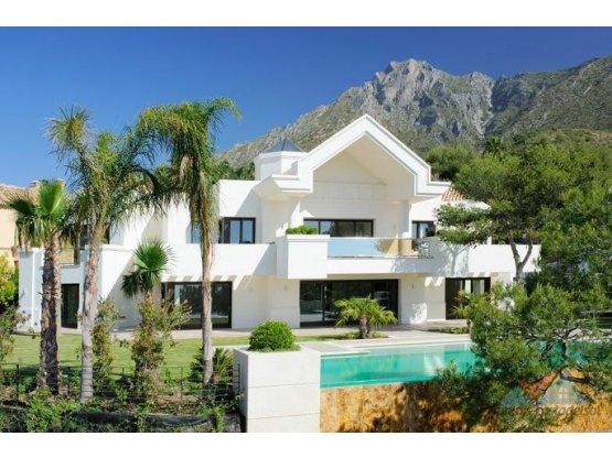 Villa - Chalet de lujo en Sierra Blanca Marbella