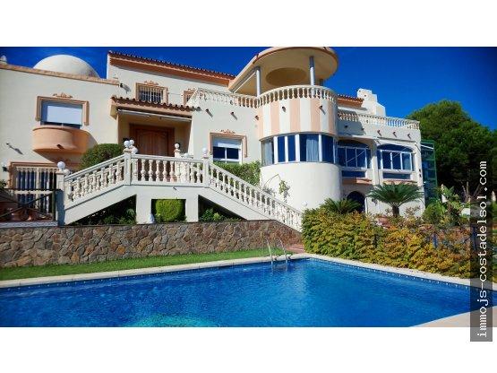 Villa de lujo en BENALMADENA (Torrequebrada)
