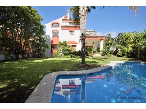 Villa - Chalet, The Golden Mile, Costa del Sol.