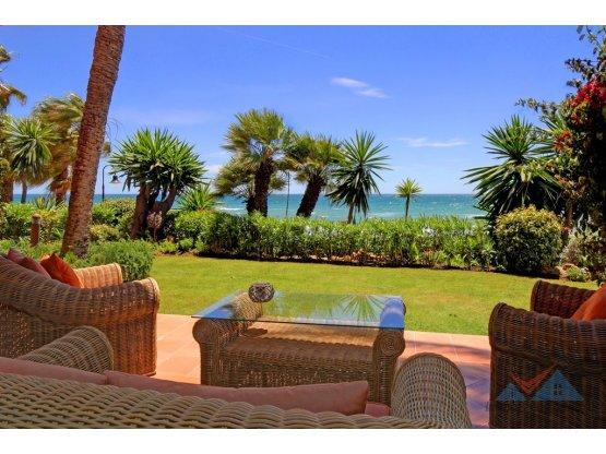 Apartamento Planta Baja, New Golden Mile,