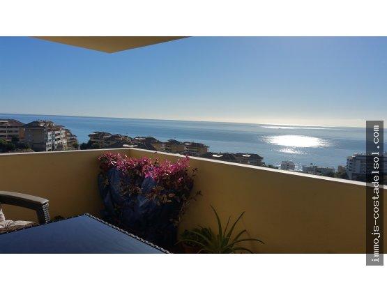 Increible vista mar torreblanca 3 dormitorios