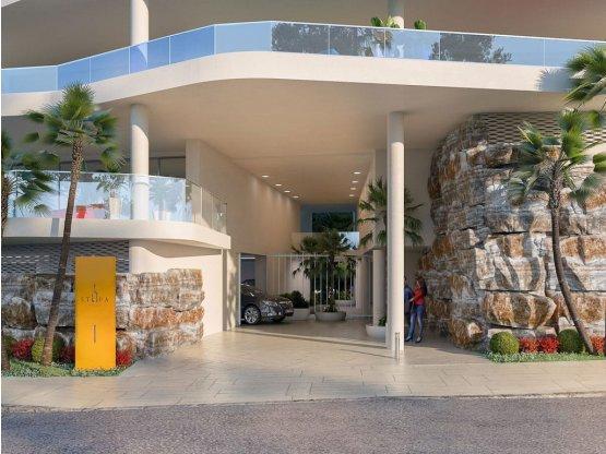 Apartamentos espectaculares en Benalmádena