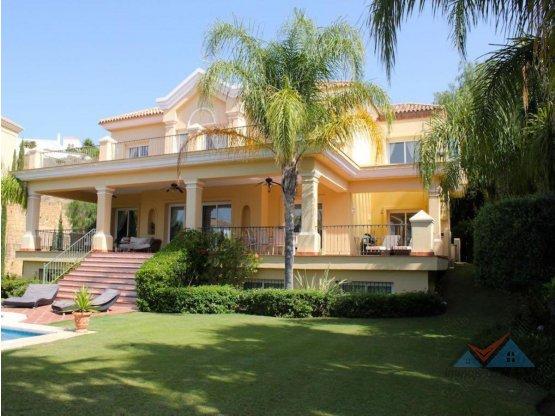 Villa - Chalet en venta en Benahavís
