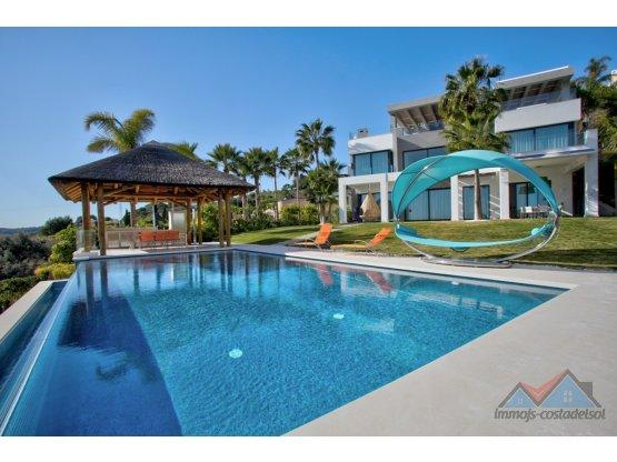 Villa - Chalet, Los Flamingos, Costa del Sol.