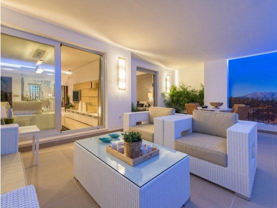 Apartamentos nuevos en el este de Marbella