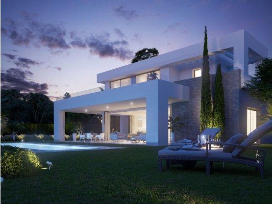 Desarrollo de lujo de 34 Villas en La Cala
