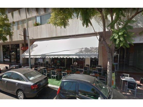 Café en alquiler en Puerto Banús