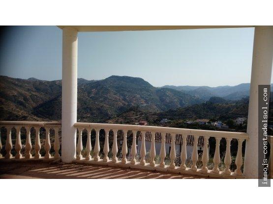 Casa rural en la Sierra de Málaga (Comares)
