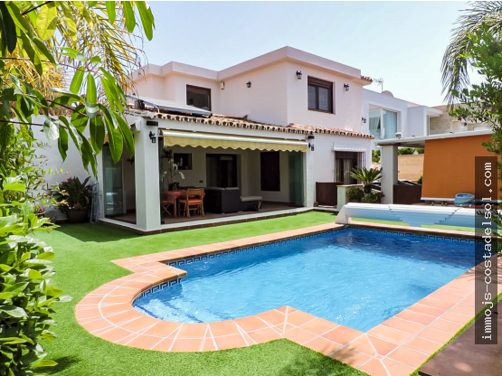 Villa moderna 5 min de Marbella 500 m de la playa
