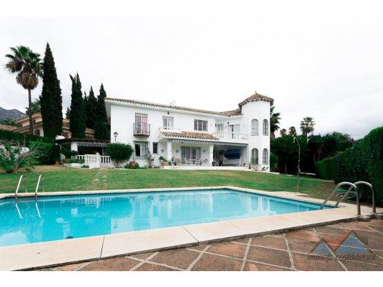 Villa - Chalet, Nagüeles, Costa del Sol.