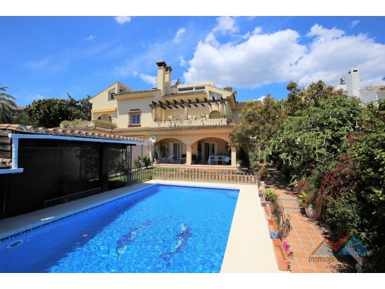 Villa - Chalet, Marbella, Costa del Sol.