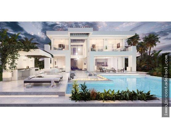 Villa de lujo Riviera del Sol