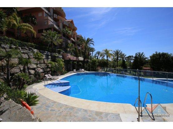 Apartamento Planta Baja, Nueva Andalucía,