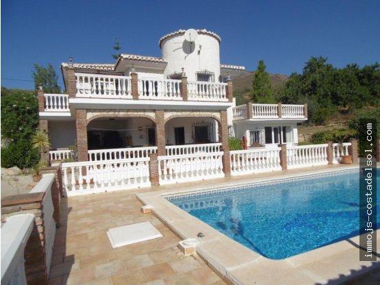 Magnífica villa (287 m2) en Alcaucin