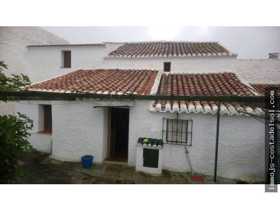 Casa rural en Comares ( Sierra de Málaga)