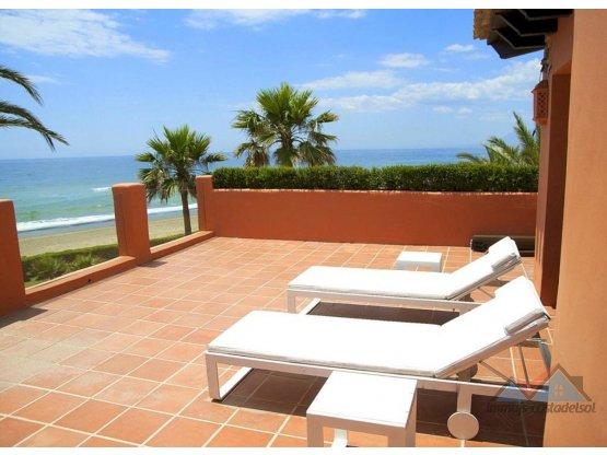 Apartamento Planta Baja en venta en Los Monteros