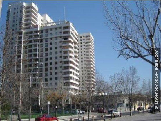 Amplio departamento 3 dormitorios Santiago centro