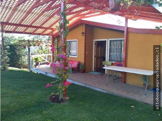 Linda casa en centro de Olmue